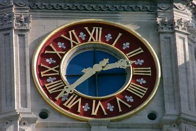 L 39 horloge - Office de tourisme saint amand les eaux ...